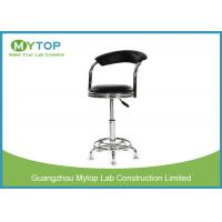 Buy cheap University Laboratory PU Surface Height Adjustable ESD Laboratory Stool For Student from wholesalers