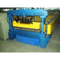 Buy cheap MXM1307 Metal Roofing Roll Forming Machine from wholesalers