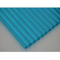 Buy cheap ASA Coated Anti Scratchs Sun Polycarbonate Hollow Sheet for department store from wholesalers