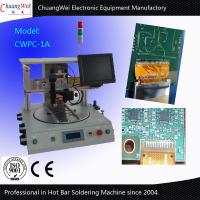 Buy cheap Thermode Hot Bar Soldering Machine For TAB FFC FPC To LCD PCB from wholesalers