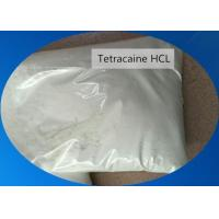 Buy cheap 99% High Purity Tetracaine HCI Local Anesthetic Drugs With Good Discounts USA Egypt from wholesalers