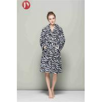 Buy cheap Ladies Sleepwear Soft Bathrobe Pajamas Velvet Nightgown Robe Women Coral Fleece from wholesalers