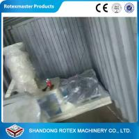 Buy cheap 500-600 KG / H  Reducer Transmission Flat Die Pellet Making Machinery from wholesalers