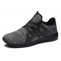 Buy cheap Slip On Flyknit Casual Sports Shoes Lightweight Comfortable For Spring / Summer product