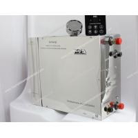 Buy cheap 220V Wet Commercial Steam Generator , 3kw Sauna Steam Shower Generator for home product