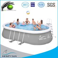 metal frame pool quality metal frame pool for sale. Black Bedroom Furniture Sets. Home Design Ideas