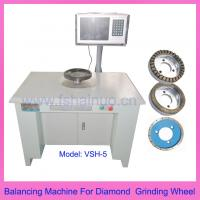 Buy cheap Balancing Machine for Diamond Grinding Wheel|Balancing machine for fan impeller&fan vane & fan blade from wholesalers