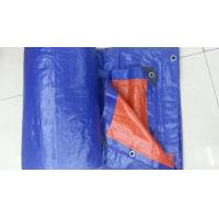 Buy cheap Anti - UV HDPE Waterproof Canvas Tarpaulin Binding Resistant For Agriculture from wholesalers