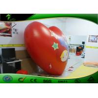 Buy cheap Custom Large inflatable Red Heart For Valentine Day Romantic Decoration from wholesalers