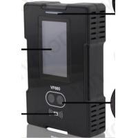 Buy cheap VF680 Biometric facial recognition time attendance with card reader TCP/IP Software available time recording machine from wholesalers