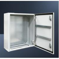 Buy cheap Vertical Aluminum Control Box , Weatherproof Aluminum Electrical Enclosures product