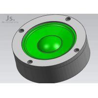 Street Tunnel Light LED Optics LensesConcave - Convex Asymmetrical -50-500 ℃ Working Temp