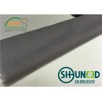 Buy cheap Stretch Black Fusible Interfacing , C3022WS Shrinkage Resistant Vilene Interlining from wholesalers