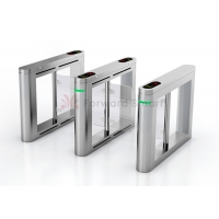 Buy cheap Fingerprint RFID Card Reader Security Access Control Turnstile Gate from wholesalers
