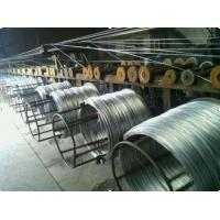 Buy cheap 20 - 22 Guage Q195 Carbon Steel Wire Electro Galvanized Iron Binding Wire For Construction from wholesalers