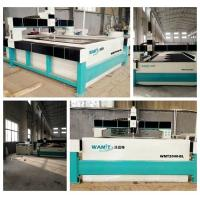 Buy cheap 2000*4000mm  water jet cutting machine with 420Mpa pump for aluminum and copper sheet from wholesalers
