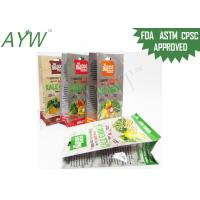 Buy cheap Stand Up Paper Flat Bottom Bags Moisture Proof  For Dried Banana / Fruit from wholesalers