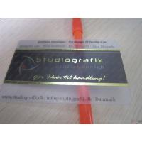 Buy cheap Fashion Transparent Clear Plastic Card Design from wholesalers