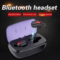 China Bluetooth Wireless Noise Cancelling In Ear Headphones With Call Number Function 4 Mobile Phone on sale