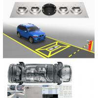 Buy cheap Under Vehicle Surveillance System , Under Car Security Scanner DC 24V 3A from wholesalers