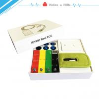 Buy cheap IPad IPhone Bluetooth ECG / EKG Accessories Resting ECG Monitoring Device from wholesalers