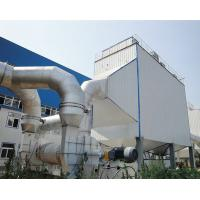 Buy cheap Industrial Pulse Jet industrial Baghouse Dust Collector Mumbai from wholesalers