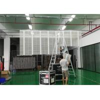China COB Transparent LED Video Billboards Outdoor Electronic Advertising Boards on sale