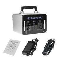 Buy cheap Lithium 33.8Ah USB C 500Wh Portable Power Station from wholesalers
