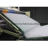 1500mm 20gsm Non Woven Fabric Making Machine For Airlaid Nonwoven Fabric