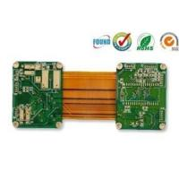 Buy cheap Rigid Flex PCB Circuit Board Manufacturer and flex pcb design from wholesalers