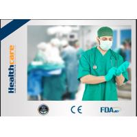 Buy cheap Single Use Medical Disposable Scrub Suits Protective Gowns Soft And Breathable from wholesalers