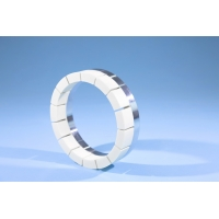 Buy cheap Advanced anti-wearing high quality purity 95% alumina ceramic finishing ring from wholesalers