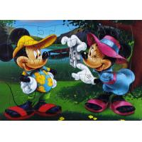Buy cheap Children Educational JIgsaw Custom Picture Puzzle 3D Cartoon Disney from wholesalers