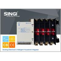 Buy cheap GNQ2 Three Section  s Style 4p Pc Type Generator Auto Electric Transfer Switch from wholesalers