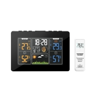 Buy cheap Environmental Testers , Newentor Weather Station Wireless Indoor Outdoor Thermometer from wholesalers