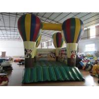 Buy cheap 4 x 5m Kids Inflatable Bounce House / Blow Up Balloon Jump Ramp Platform Mickey Mouse Jump House from wholesalers