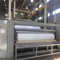 Buy cheap Compact Construction Spunbond Nonwoven Machine , Non Woven Shopping Bag Making Machine from wholesalers