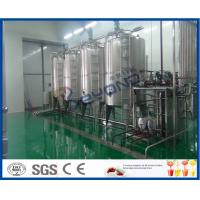 Buy cheap ISO 2TPH 10TPH Fruit Juice Processing Line For Fruit Juice Production Process from wholesalers