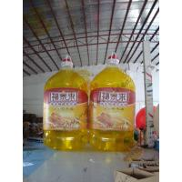 Buy cheap Promotional Inflatable Product Replicas Oil Packing Bottle For Shopping Mall from wholesalers