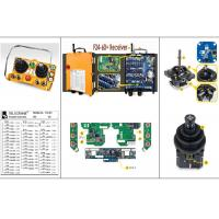 Buy cheap Handheld Industrial Remote Control For Gantry / Overhead / Bridge Crane from wholesalers