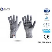 Buy cheap Puncture Resistant PPE Safety Gloves Eco Friendly High Elasticity Close Fitting product