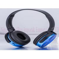 Buy cheap Deep Bass Over - Ear Bluetooth Phone Headset Abrasion Resistant With Usb Connector from wholesalers