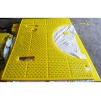 Buy cheap Polyurethane Drilling Rotary Table Safety Anti - Slip Mats from wholesalers