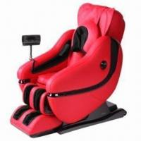 Buy cheap Zero gravity 3D massage chair with automatic leg stretch out function from wholesalers