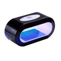 Buy cheap 12W LED UV Lamp Cordless Nail Dryer , Salon Level Nail Curing Machine from wholesalers