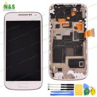 Buy cheap LCD Display Samsung S4 Mini Screen Replacement , 4.3 Inches Black Lcd Galaxy S4 Digitizer from wholesalers