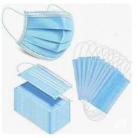 Buy cheap Non Woven 3 Ply Disposable Daily Face Mask from wholesalers