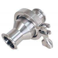 Buy cheap TP316L Clamp Sanitary Check Valves Prevent Process Backflow , Corrosion Resistance from wholesalers
