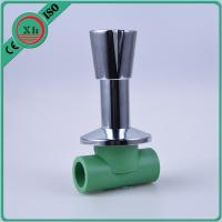 Buy cheap High Temperature Air Control Valve PPR / Brass Material Simple Operation product