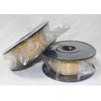 Buy cheap 1.75mm / 3mm PVA Water Soluble filament for 3D printing , 0.5kg / spool product
